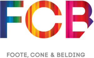 FCB Foote, Cone & Belding logo